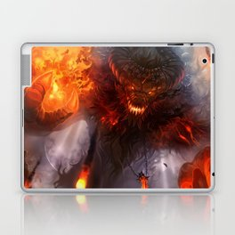 To Hunt Gods Laptop & iPad Skin