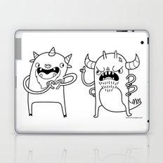 Monster Dialogues Laptop & iPad Skin