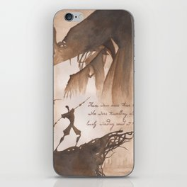 The Tale of Three Brothers iPhone Skin