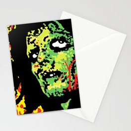 Voodoo Drums Stationery Cards