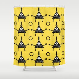 Remember: reality is an illusion! Shower Curtain