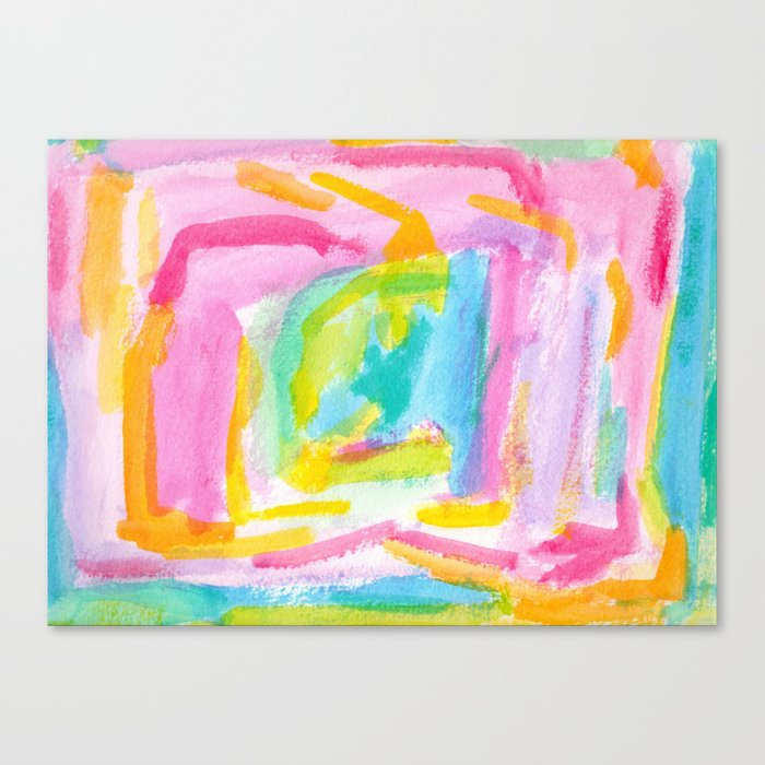 Art Colorful Abstract Drawing