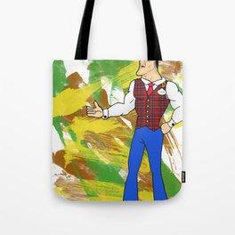 Disneyland Clayton - Evil Relations Tote Bag