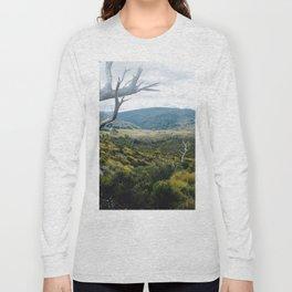 Cradle Mountain Boardwalk Long Sleeve T-shirt
