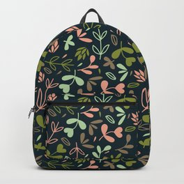 Colorful Lovely Pattern XVIV Backpack