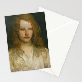 Abbott Handerson Thayer - Margaret MacKittrick (1903) Stationery Cards