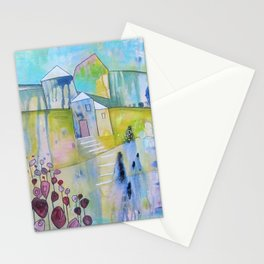 Mon Coeur Stationery Cards