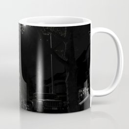 Night street, Brooklyn, New York (2020-5-GNY119) Coffee Mug