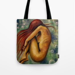 Shake It Out Tote Bag