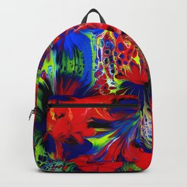 Red Hot Backpack