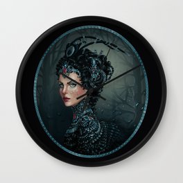 Ave Nocturna Wall Clock