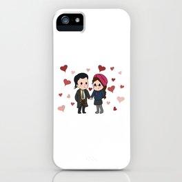 Tasertricks Valentine iPhone Case