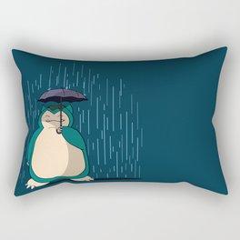 My Neighbor Snorlax Rectangular Pillow