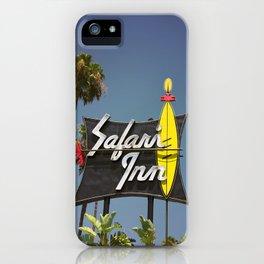 Safari Inn iPhone Case