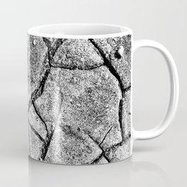 Dry crackled soil Coffee Mug
