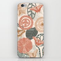 doodle iPhone & iPod Skins featuring doodle  by Ancello
