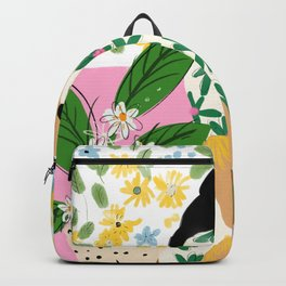 Floral fever Backpack