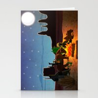 camping Stationery Cards featuring Camping by plopezjr