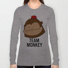 MONKEY Long Sleeve T-shirt