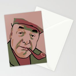 Pablo Neruda Stationery Cards