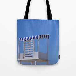 Baywatch seat Tote Bag