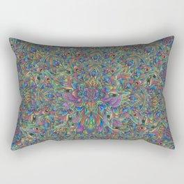 UnEarthly Alien Rectangular Pillow