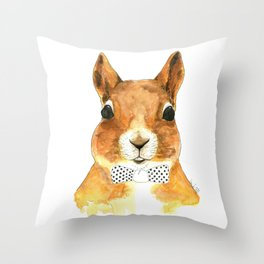 ECUREUIL Throw Pillow