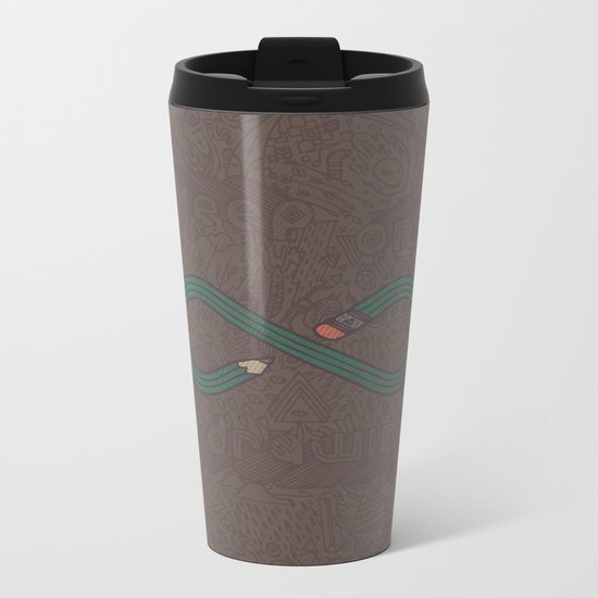 Always Metal Travel Mug