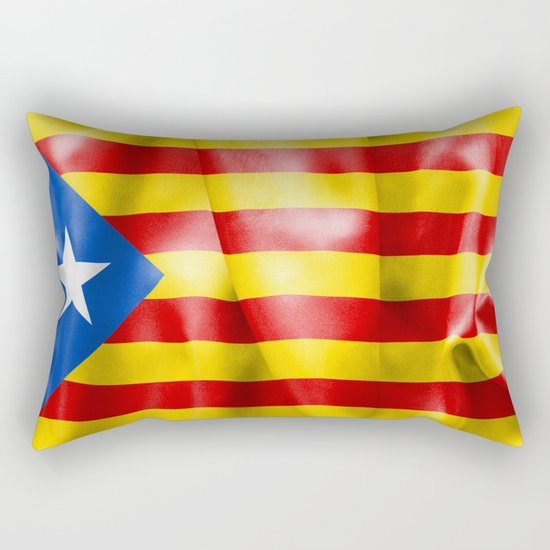 Estelada Flag Rectangular Pillow
