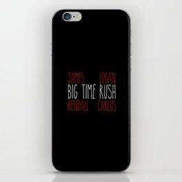 btr 3 iPhone Skin
