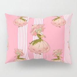 Parasol Pink Vintage Pillow Sham