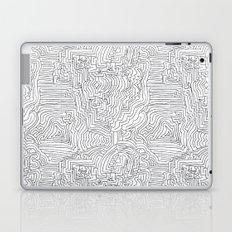 labyrinthe Laptop & iPad Skin
