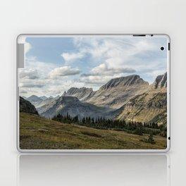 Looking Towards Bishops Cap and Mt Gould Laptop & iPad Skin