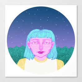Suzie Canvas Print