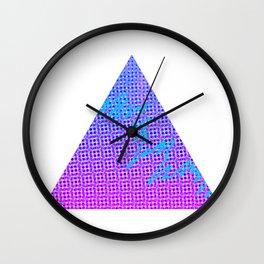 tri-x Wall Clock