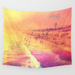 Summer Flame Wall Tapestry