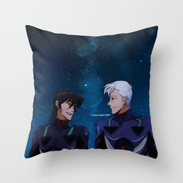 Sheith Throw Pillow