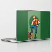 jack Laptop & iPad Skins featuring Jack! by Katie Diamond