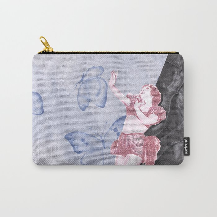 Butterfly Dancer Carry-All Pouch