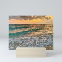 Siesta Sunset Mini Art Print