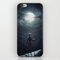 jack frost iPhone & iPod Skins featuring Jack Frost by Westling