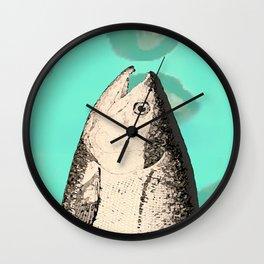 Aino in chlorophyll. 2008 Wall Clock