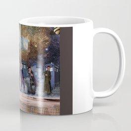 7 Doctors and the Daleks Coffee Mug