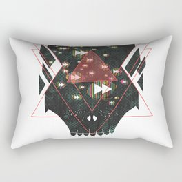 Fast Forward Rectangular Pillow