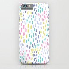 Rain in colors Slim Case iPhone 6s