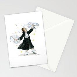 Kiki Twirls Stationery Cards
