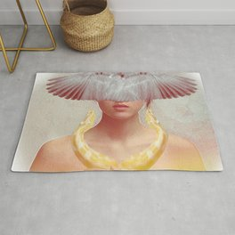 The healer of souls Rug