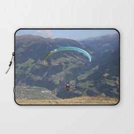 skydiving tirol Laptop Sleeve