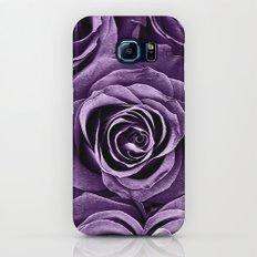 Rose Bouquet in Purple Slim Case Galaxy S7