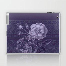 Flower - Argyle Laptop & iPad Skin